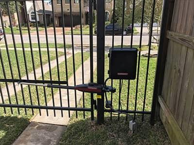 gate openers repair